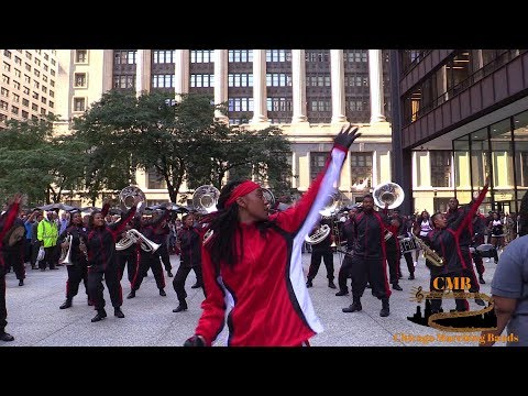Clark Atlanta University Band 2017 - Funky Stuff