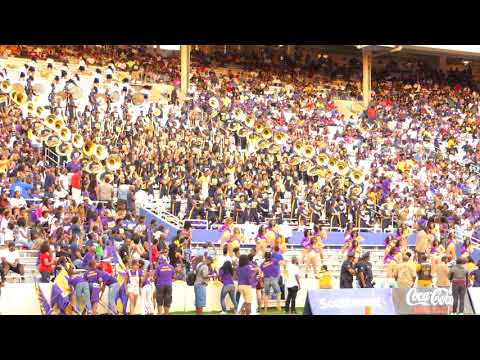 Yodak Bellow - PVAMU Marching Band (2017) [4K]