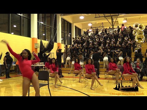 Proviso West Band 2017 - Humble