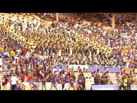 Back That Thang Up Battle - PVAMU vs. Grambling (2017) [4K]