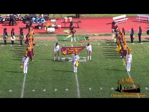 Central State University Band 2017 - Homecoming Halftime