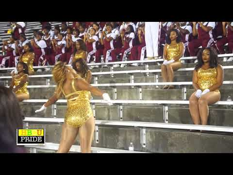 "AAMU Dancing Divas ""In The Stands"" Part II"