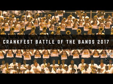 CRANKFEST Battle of the Bands 2017 | FULL BATTLE