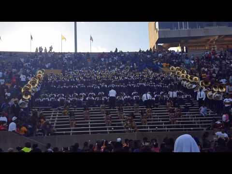 "Alcorn State-SOD """"Freak Like Me"""" 2016 against Texas Southern"