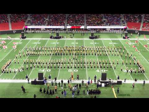 Dangerously in Love - Prairie View A&M University Marching Band (2018)