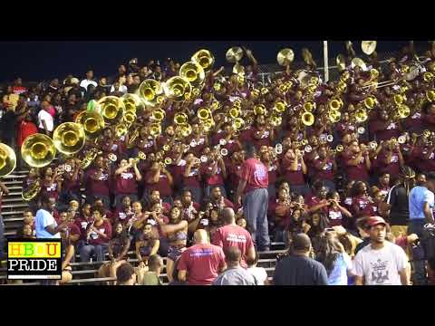 Virtual Band Duel I - Alabama State University vs. Talladega College