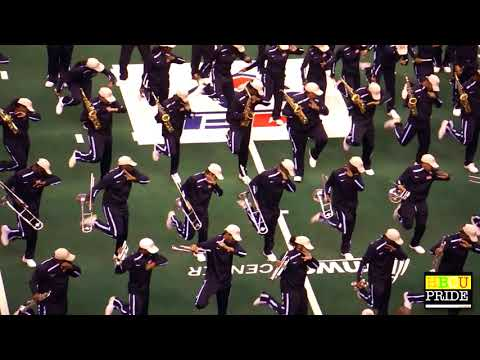 "Florida A&M University ""Marching 100"" performing ""March Madness"" by Future"