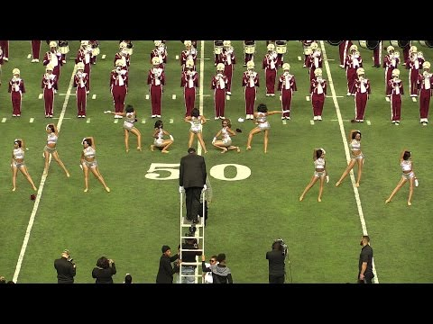 AAMU Marching Band 2017 - Honda Battle of the Bands