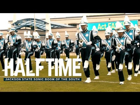 Jackson State Halftime Show - Capital City Classic 2017 in 4K