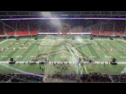 PVAMU Marching Storm - Honda Battle of the Bands (2018)