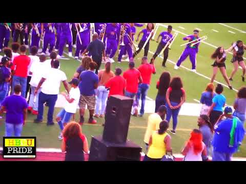 "Kipp Atlanta High School I""Sounds of Royalty"" Dance Breakdown I 2018 Spring Band Brawl"