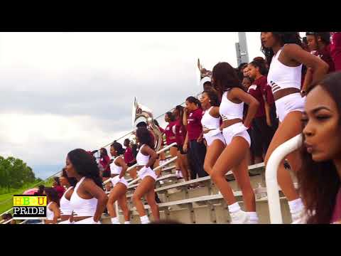 "2018 Marching Maroon & White | ""Fire It Up & Da Dip"""