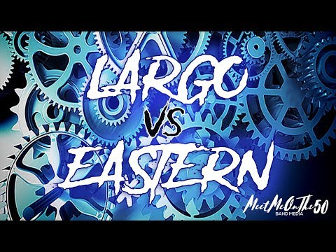 Battle of the Machines || Largo HS vs Eastern HS All Star bands FULL BATTLE