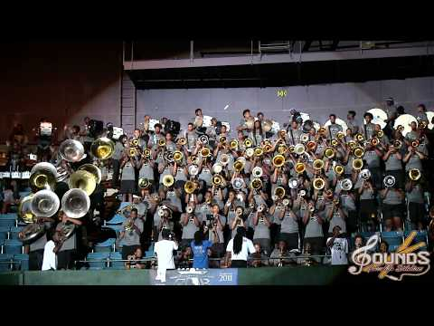 "Mississippi  Alumni Allstar Band | ""It's Gonna Be Me"" 2018"