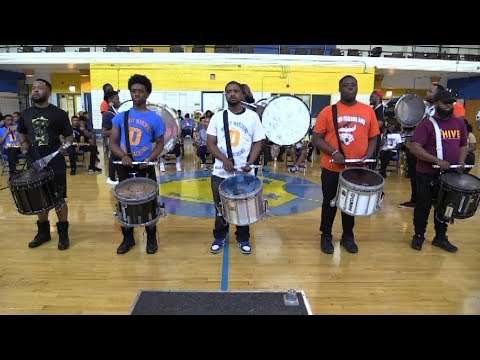 Chicago Mass Band 2018 - Drumline