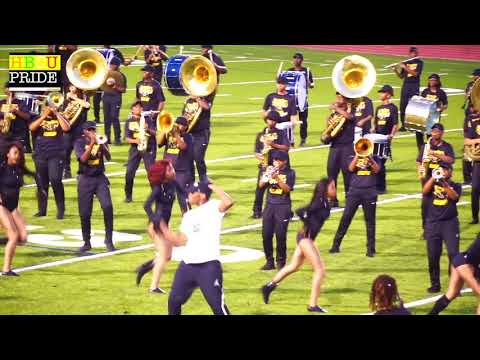 2018 Spring Jamboree | Southwest Dekalb H.S. vs. Stephenson H.S. Marching Band (FINALE)
