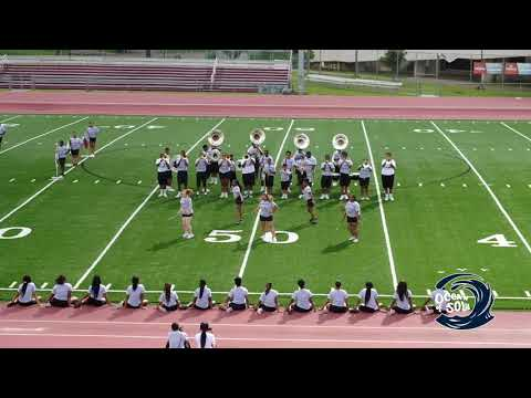 TSU  Middle & High School Summer Camp 2018 Halftime Performance