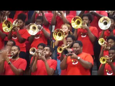 2018 Edition of the GEORGIA MASS BAND