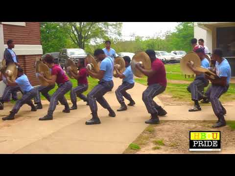 "2018 Dega Day I Talladega College Percussion I ""Renegade Rebels"""