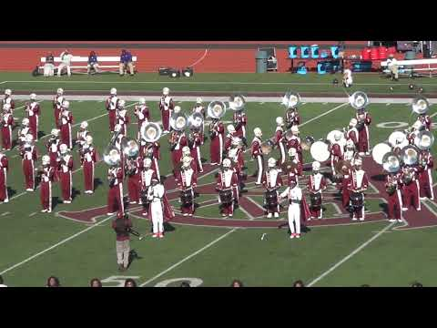 AAMU Homecoming Halftime Show 2018