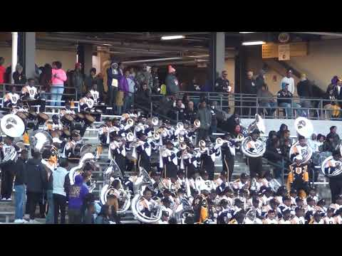 JSU vs ASU Trombone Fanfare Battle 2018