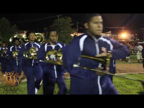 Langston University-Marching Into Mckinley High 2018
