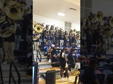 Stillman College 2018 Pep Band - Precious Lord Chorale