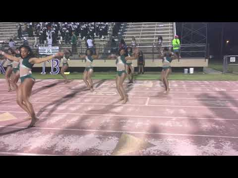 "MVSU Satin Dolls ""Neck"" -Alcorn 2018"