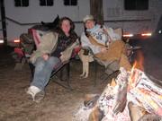 Alyssa and I Corydon, IN Thanksgiving weekend 08