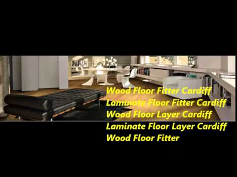 Wood Floor Fitter Cardiff