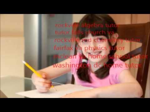 Rockville Algebra Tutor