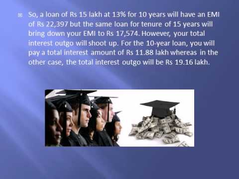 Planning to take an education loan? Here are a fewtips