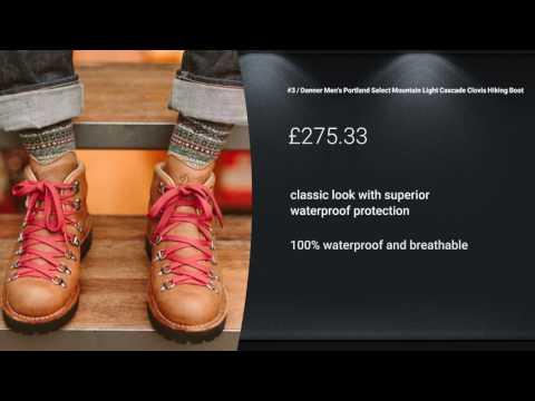 Danner hiking boots uk