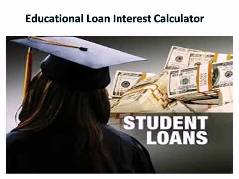 What Are Student Loan Payment Calculators