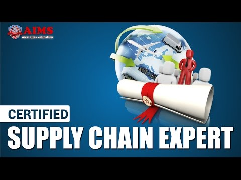 Supply Chain Management Certification Online | Logistics and supply chain courses | AIMS UK