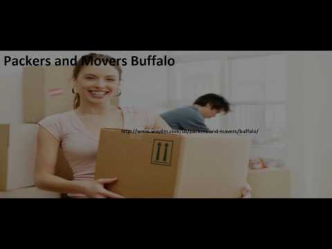 Packers and Movers Buffalo