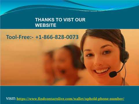 Uphold customer Support Number | Toll Free +1866 828 0073 USA |  Uphold Support Number