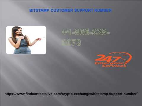Bitstamp customer Support Number | +1 866 828 0073 |  Bitstamp Support Number