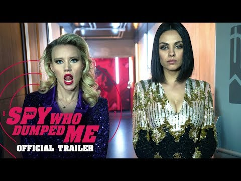 How to Watch The Spy Who Dumped Me Online Free HD Movie