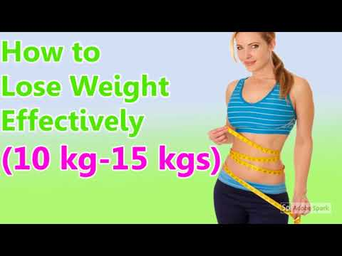 How to weight loss fast without exercise?