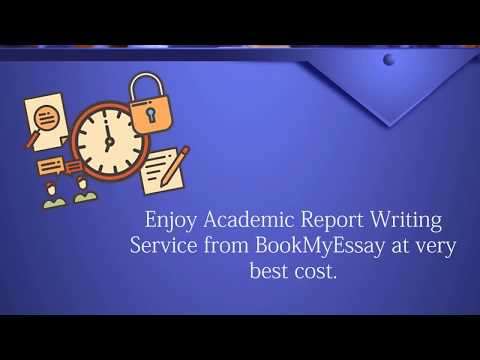 Expert Help on Academic Report Writing