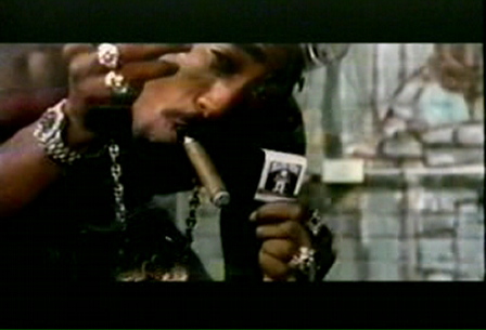 Tupac Shakur Toss It Up