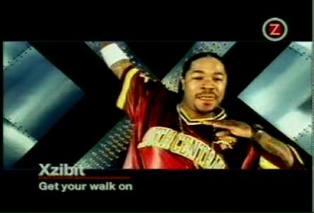 Xzibit - GeT yoUr (crip) WALk On