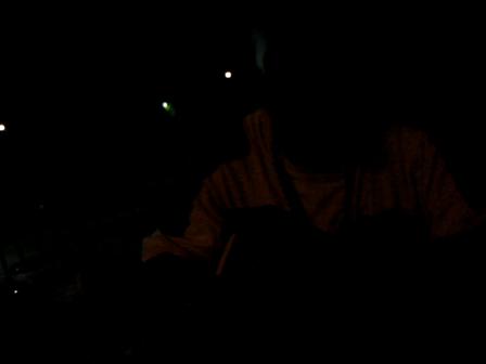 a night wit da mack