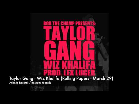 Taylor Gang - Wiz Khalifa Feat. Chevy Woods (Prod. by Lex Luger) [ HQ Download Link ] (NEW 2011) HD