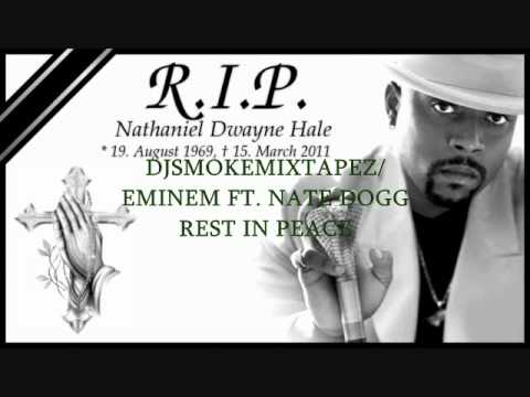 EMINEM FT. NATE DOGG- REST IN PEACE