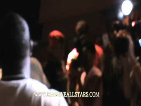 Akon Konvict Muzik Playback Session