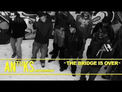 """ANTUKS Movement presents Pittsburgh Cypher Sixteen """"The Bridge Is Over"""" feat. P.O.P."""