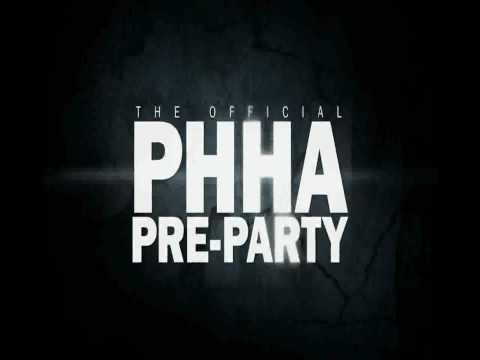 PHHA Pre-Awards Party Sat Apr 2nd 2011
