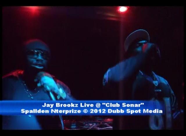 Jay Brookz Performing Live At Club Sonar!!!